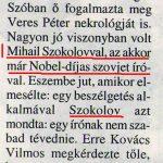 De ki az a Szokolov?