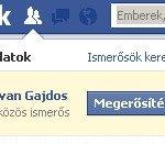 Gajdos István a Facebookon