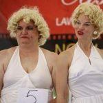 Marilyn Monroe orosz hasonmásai