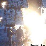 Két töketlen így gyújtotta fel a vereckei emlékművet
