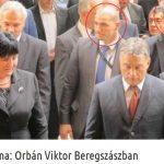 Orban Viktor Beregszászban