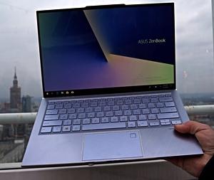 Asus laptop linképítés
